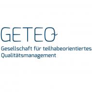 Logo der GETEQ - Gesellschaft für teilhabeorientiertes Qualitätsmanagement