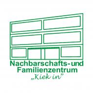 """Logo des Nachbarschafts- und Familienzentrums """"Kiek In"""""""