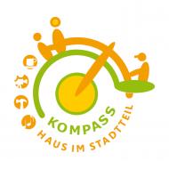 Logo von KOMPASS - Haus im Stadtteil
